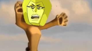 getlinkyoutube.com-Yellow Diamond y Peridot se reencuentran Parodia - Steven Universe