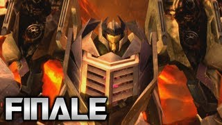getlinkyoutube.com-Transformers: Prime: The Game - FINALE