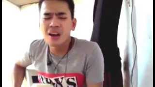 getlinkyoutube.com-Aris Indonesia Idol - Pengorbanan Cinta (Cover Setia Band)