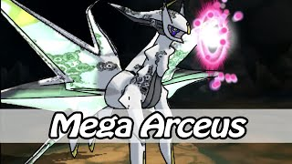 getlinkyoutube.com-Mega Arceus - Pokemon Omega Ruby & Alpha Sapphire (Hack)