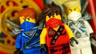getlinkyoutube.com-Кока Все Серии - Конструктор Lego Ninjago + Мультики - обзор на русском языке