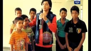 Ashoka shows SBS his birth place, Allahabad