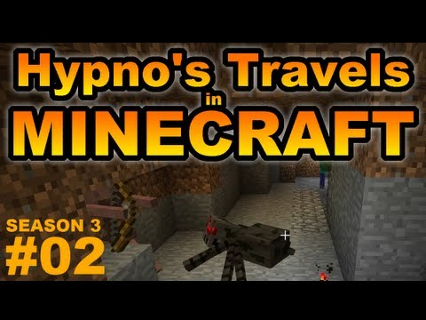 Hypno's Travels In Minecraft E77: Quest For Wool