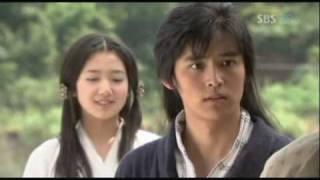 Park Shin Hye [cut] - Bichunmoo (2004) Part 2/4