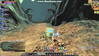 getlinkyoutube.com-Silkroad Online Thief vs Hunter