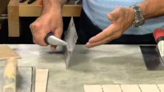 How To Choose The Right Tile Trowel Youtube