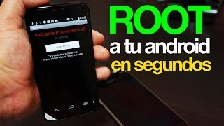 getlinkyoutube.com-ROOT a tu dispositivo Android en menos de 10 segundos!
