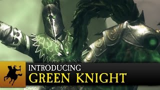Total War: WARHAMMER - Introducing The Green Knight