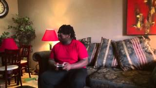 getlinkyoutube.com-When you chilling at your homies house and his mom start spazzing