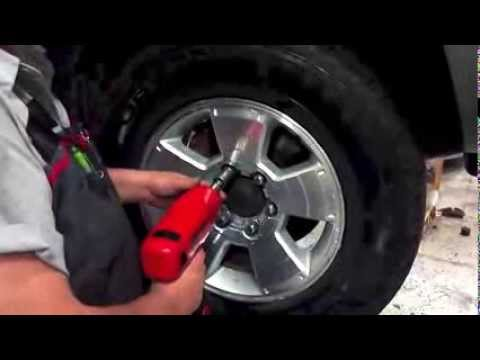 ...com - Install front wheel bearing hub assembly on a 2003-2014 Toyota 4Runner