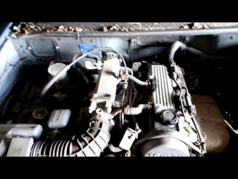 Контрактный двигатель Suzuki (Судзуки) 1.6 G16B | Где ? | Тест мотора