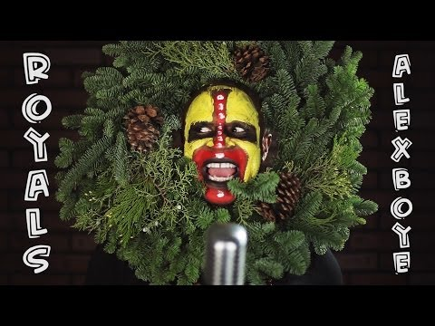 Lorde - Royals (African Tribal Masquerade Cover) Alex Boye'