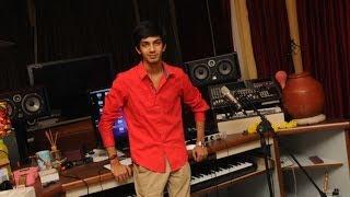 getlinkyoutube.com-Anirudh Speaks about Music, Love and Andrea - Ananda Vikatan