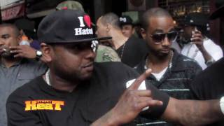 Capone-n-noreaga - Going in freestyle