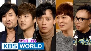 Entertainment Weekly | 연예가중계 - Gang Dongwon, Joo Won, Park Myeongsu (2015.10.30)