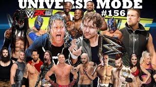 WWE 2K16 UNIVERSE MODE #156  FASTLANE 2015