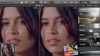 Macphun Noiseless Pro mai più foto sfocate su Mac