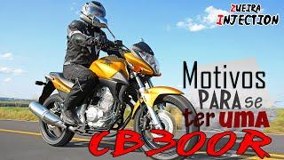 getlinkyoutube.com-Motivos para se ter uma Honda CB 300r