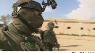 getlinkyoutube.com-القوات الخاصة الجزائرية مع النشيد الوطني الجزائري
