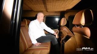 getlinkyoutube.com-дизайн интерьера и экстерьера Mercedes G класса - wwwAM.ge
