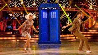 getlinkyoutube.com-Jay McGuiness & Aliona Vilani Charleston to 'Dr Jazz' - Strictly Come Dancing:  2015