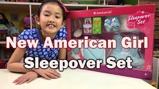 New American Girl Doll Sleepover Set from Costco