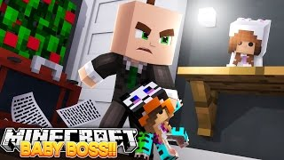 BABY ARIANA IS IN TROUBLE WITH THE BOSS?! (BOSS BABY #1)-Little Carly Custom Roleplay