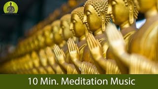 getlinkyoutube.com-10 Min.Meditation Music for Positive Energy - GUARANTEED Find Inner Peace within 10 Min.