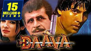 Daava (1997) Full Hindi Movie   Naseeruddin Shah, Akshay Kumar, Raveena Tandon, Akshay Anand