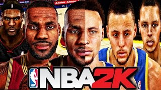 getlinkyoutube.com-NBA 2K Games Evolution (NBA 2K - NBA 2K16)