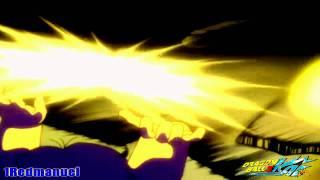"""Dragon Ball Z Kai Episode 38 """"Clip""""Gohan's overwhelming attack """"English"""""""