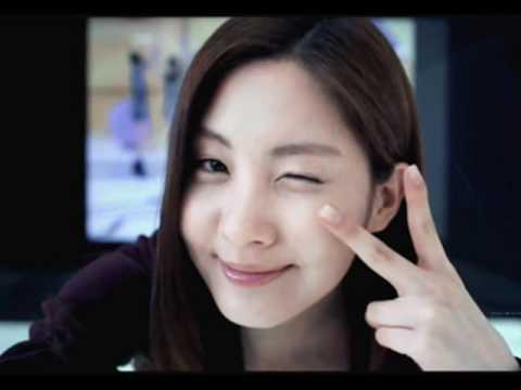 seohyun & kyuhyun (SNSD & SUPER JUNIOR) - happy happy