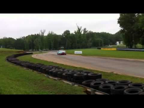 Turn 6 Full Field Action At VIR