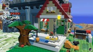 """getlinkyoutube.com-[EL1068] LEGO Worlds """"MineCraft a Mattoncini? Molto di Più!"""""""