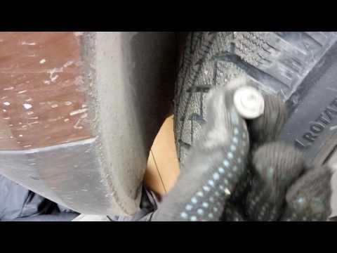 Как снять/поставить передний бампер на Рено Дастер