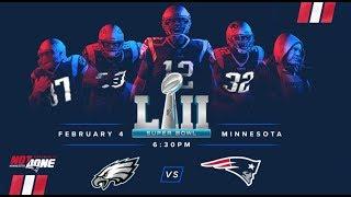 The New England Patriots (Super Bowl LII) #NotDone