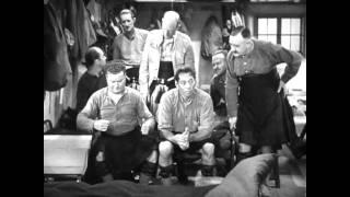 "getlinkyoutube.com-Stan Laurel Oliver Hardy , "" bonnie Scotland "" we´re hundred pipers"