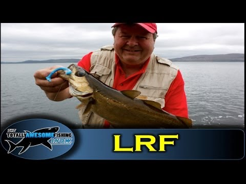 LRF - Light Rock fishing tips - The Totally Awesome Fishing Show