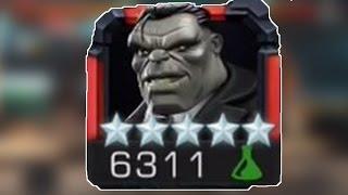 getlinkyoutube.com-Marvel: Contest of Champions - Act 4 - Ch. 2 - Last Boss Battle - 5-Star Joe Fixit