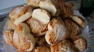 Cuisine algeriénne :  halwat taba3 (حلوى الطابع) - Matbakh kamar