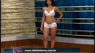getlinkyoutube.com-La Belle Dame 2 _Programa Notícias e Mais_CNT(25/10/10)