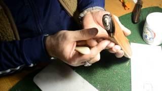 getlinkyoutube.com-Видео-урок от Альмова Мусы по пошиву сложносоставных ножен.