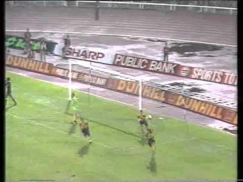 Pahang vs Kedah (1-0) - Piala Malaysia 1992 [FINAL]