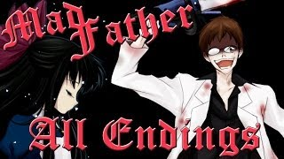 getlinkyoutube.com-Mad Father ALL Endings and Extra Gem Scene Guide/Walkthrough