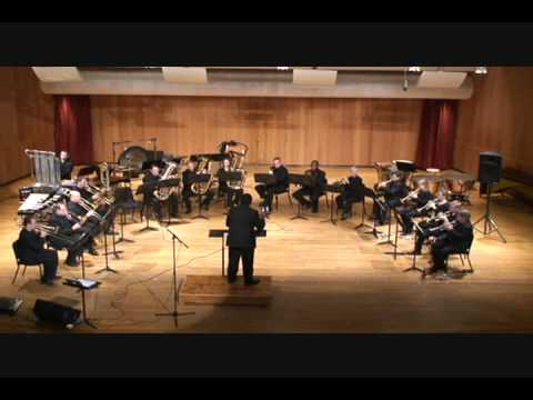 Summit Fanfare - Appalachian Brass Orchestra at IBCMF