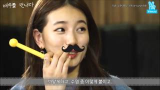 getlinkyoutube.com-[720p] 151125 Dorihwaga Interview: Meet the Actor Suzy