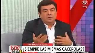 Entrevista Zona-i - Canal 9