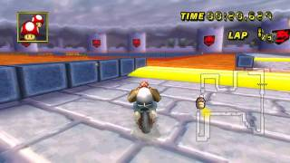 getlinkyoutube.com-Mario Kart Wii - Shortcuts And Strats Of Today 2