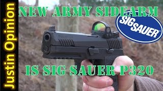 getlinkyoutube.com-U.S. ARMY Selects SIG SAUER P320