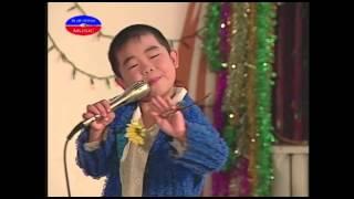 getlinkyoutube.com-Be Nguyen Huy Bup Be Chao Mung